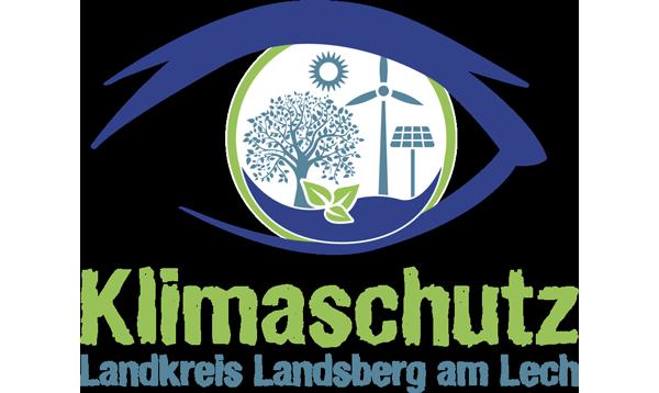 Logo Klimaschutz im Landkreis Landsberg am Lech